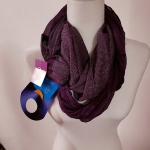 Chic Two tone Infinity Scarf